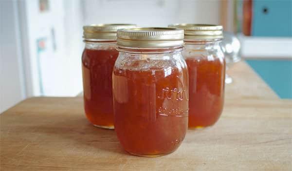 zuckerfreie marmelade rezept